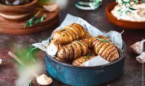 Pommes de terre grenaille rôties