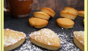 Biscuits au blanc d'œuf