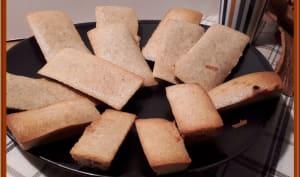 Financiers saveur pain d'épices