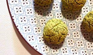 Falafels Traditionnels Healthy (au four)