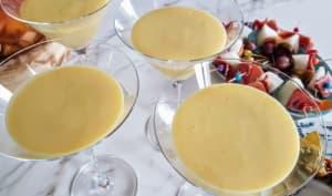 Gaspacho de mangue