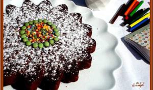 Gâteau au chocolat et orange