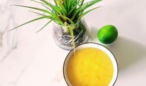 Lemon curd aux 4 ingrédients