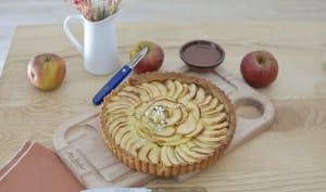 Tarte aux pommes pour les gourmands