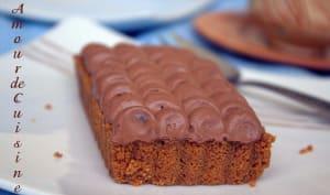cheesecake au chocolat sans cuisson
