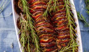 Tian de légumes comme en Provence