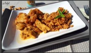 Poulet au curry avec ou sans cookéo