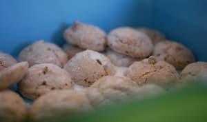 Petits macarons aux noisettes