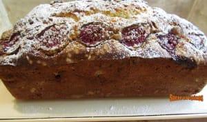 Cake au yaourt et aux figues