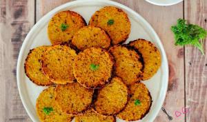 Röstis de patates douces