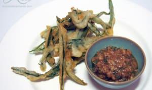 Sauce coco crevettes pour tempuras