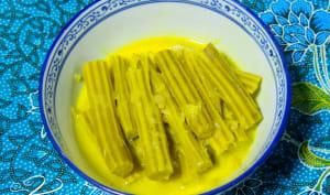 Curry de moringa
