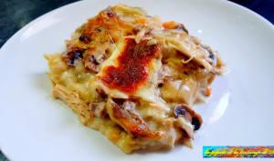 Lasagnes à la poule