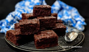 Brownies Chocolat Betterave