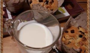 Muffins aux trois chocolats