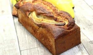 Cake banane, chocolat et mascarpone