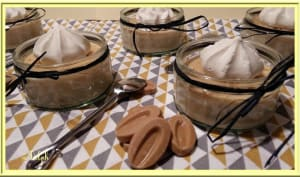 Crème au chocolat Dulcey
