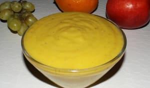 Compote de raisins, clémentines et oranges
