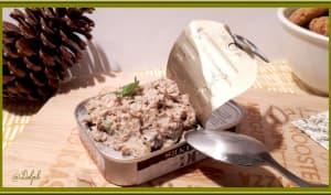 Rillettes de sardines au chèvre frais