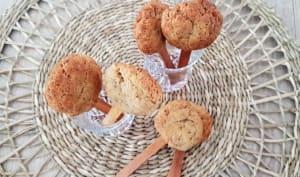 Biscuits salés aux noix et au parmesan