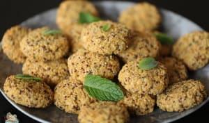 Galettes de chou-fleur au quinoa