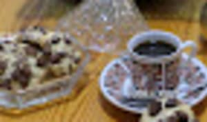 Biscuits aux noix et au chocolat