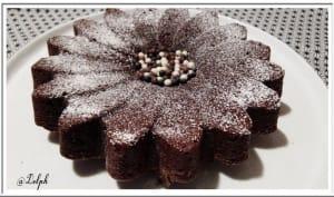 Gâteau moelleux au chocolat