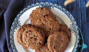 Cookies Choco Amande