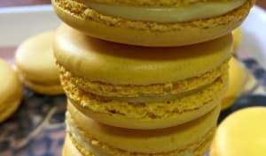 recette macaron au citron pierre Hermé et christophe felder