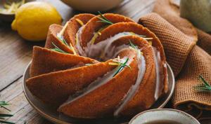 Bund cake citron et huile d'olive