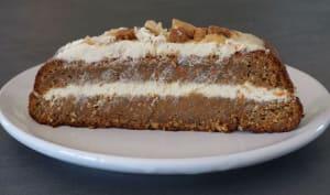 Carrot Cake et Cream Cheese
