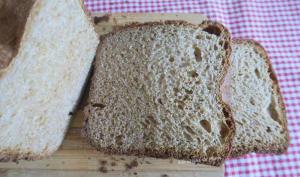 Brioche à la farine de châtaigne
