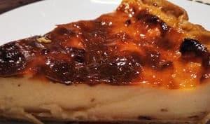 Flan pâtissier épais à la vanille