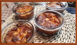 Clafoutis de thon aux poivrons