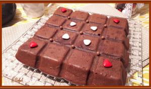 Brownie à la crème de marron