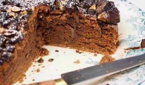 Le brownie-cookie géant