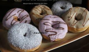 Donuts au glaçage