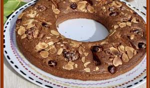 Gâteau aux figues et fruits secs