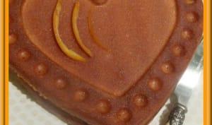 Gâteau à l'orange ultra fondant