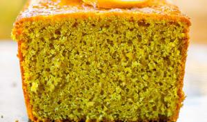 Cake au curcuma et au citron