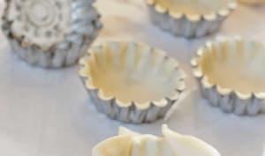 Recette de la pâte à tarte sucrée