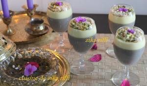 Crème aux pignons d'Alep