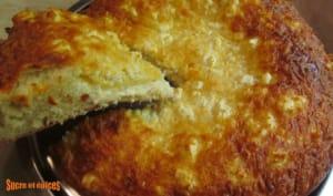 Galette au fromage - Recette en vidéo