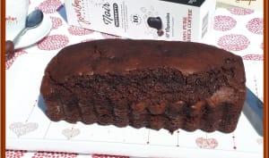 Cake au café et chocolat