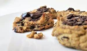 Cookies Chickepea Vegan & (très) fondant