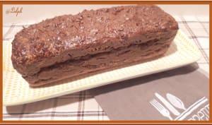 Cake à la tapenade d'olives et fromage