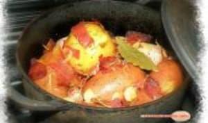 Pommes de Terre en Cocotte aux Parfums du Terroir