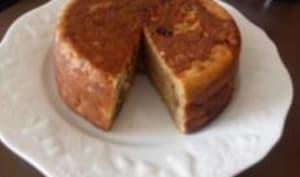 Pudding à la Brioche et aux Pruneaux