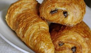 Croissants et pains au chocolat - La détrempe
