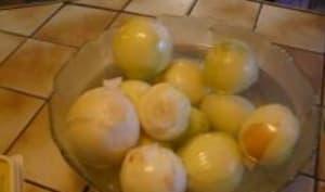 Soupe à l'Oignon maison